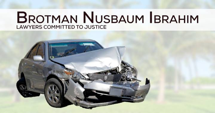 auto injury case